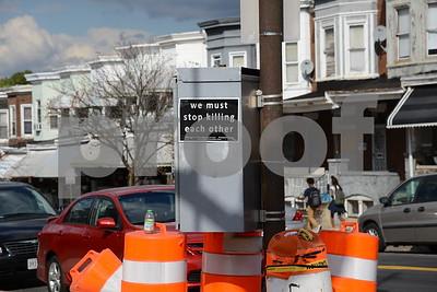 Baltimore Street Scene KillingMF1