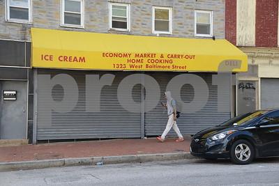 Baltimore Street, 1321-1323 West MF1