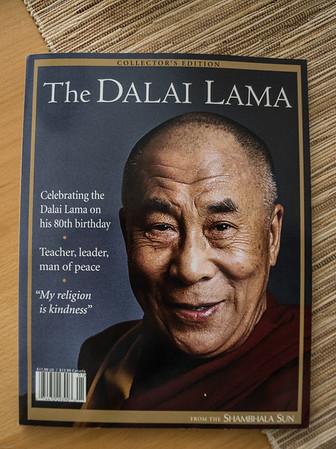 The Dalai Lama 80Th Birthday