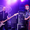 The Damned at St Andrews Hall in Detroit, Michigan on 4-29-2017.  Photo credit: Ken Settle