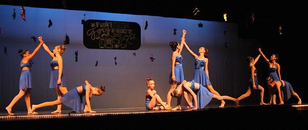 The Dance Project - Funky Fresh Fancy Feet [06.13.2015]
