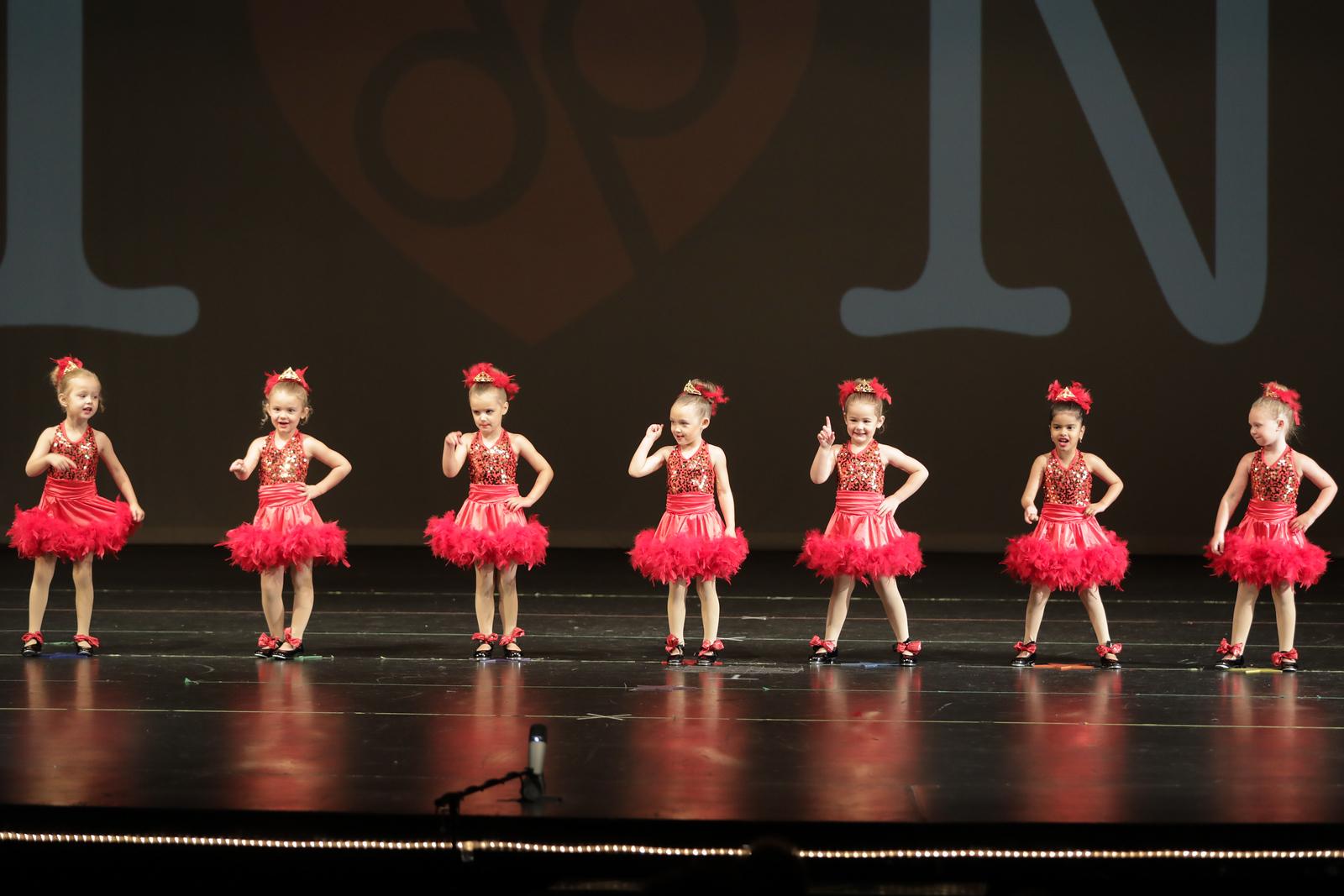 I Love NY - Pink Cast