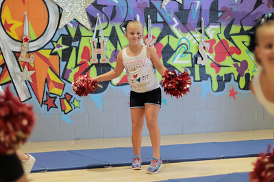 Pom and Cheer Camp