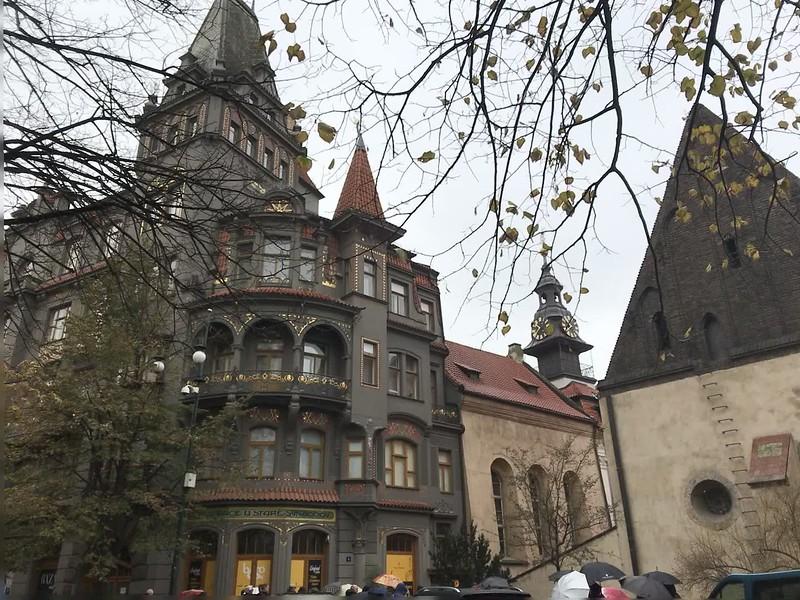 Josefov, Praha, Chechia