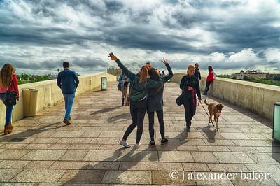 Cordoba Bridge Selfies