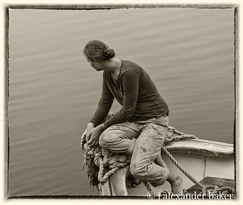 The Maiden on the Bow