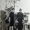 Alma Etheridge Wilson and John Wilson 1953