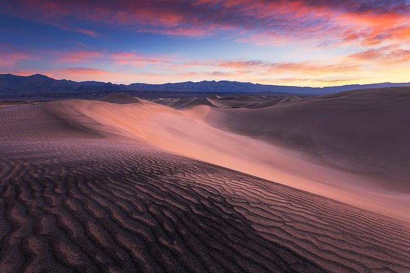 Cold Dunes