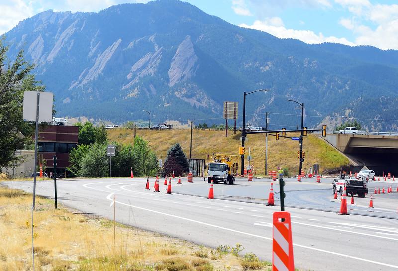 Boulder is re-designing the Diagonal Highway