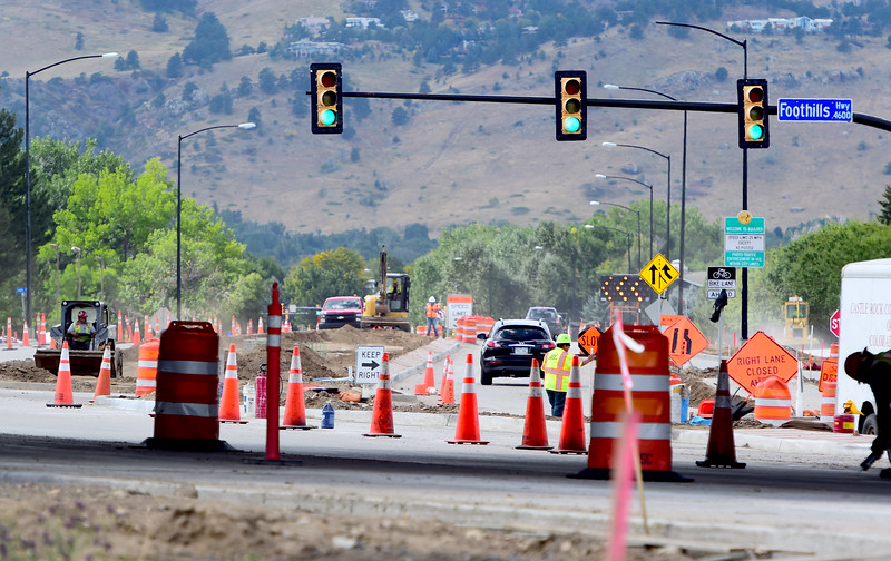 Boulder is re-designing the Diagonal Highway