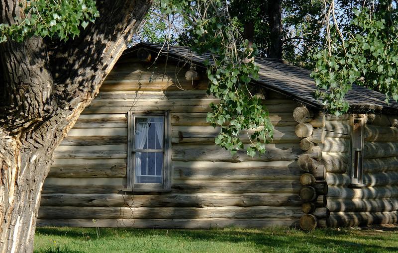 John Ware's Cabin