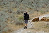 Badland Hiker