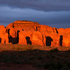 Sunset in Arches
