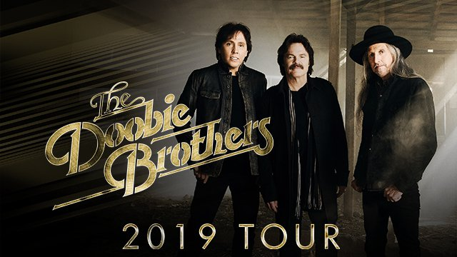 The Doobie Brothers - 2019