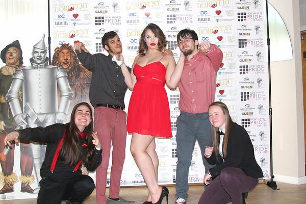 Dorothy Awards 2017 Step & Repeat Volunteer Photos (not taken by Megan)