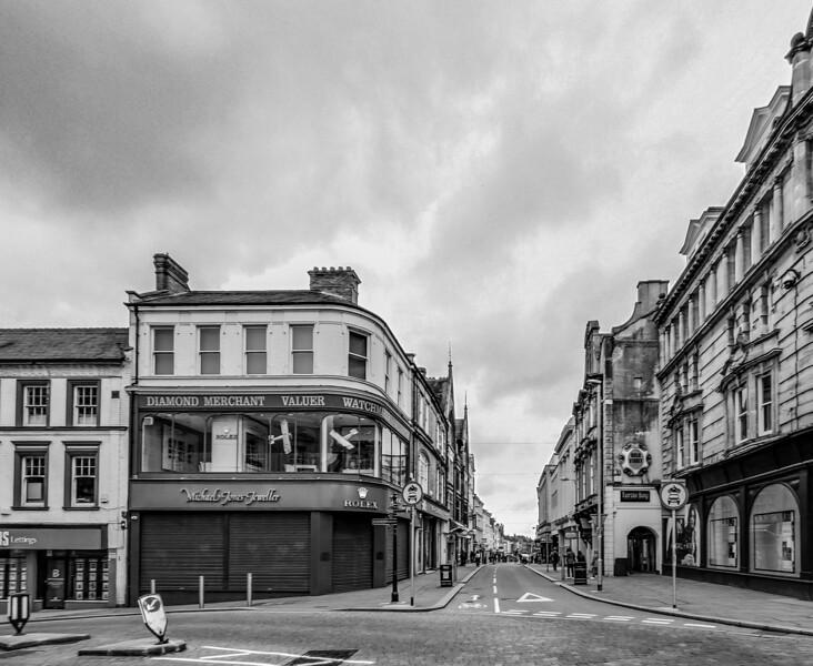 Northampton under Lockdown: Gold Street