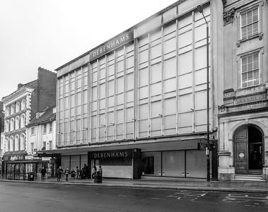 Debenhams, The Drapery, Northampton