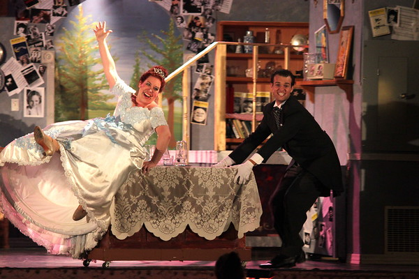 'The Drowsy Chaperone' Production Stills
