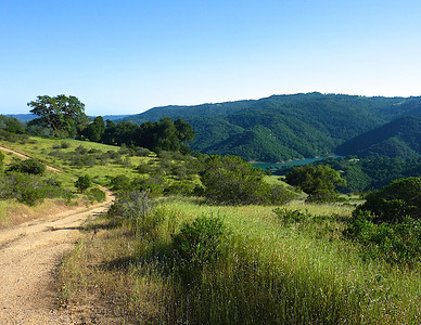 Paul's Lake Sonoma Camp-out