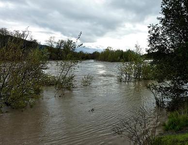 Russian River Storm