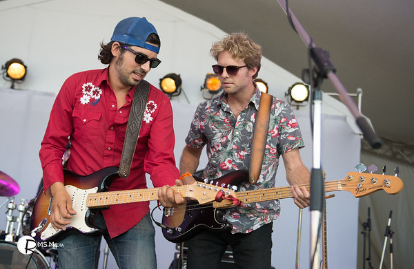 The Dylan Stone Band | Sunfest Country Music Festival | Duncan BC