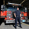 RYAN HUTTON/ Staff photo<br /> Eric Bagby, a Reading firefighter, does humanitarian work in Haiti