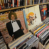 """RYAN HUTTON/ Staff photo<br /> Vinyl copies of Michael Jackson's :Off the Wall"""" and """"Chicago IX: Chicago's Greatest Hits"""" have recently come in from an estate sale at Comically Speaking in Reading."""