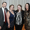CARL RUSSO/Staff photo. STEPPING OUT: From left, Bradley Howell, CEO; LouAn White, Director of Human Resources; Kristen Tarsia, COO and Erica Mawby-Roche, Director of Vocational Services all for Career Resources Corp. in Haverhill. Career Resources Corp. in Haverhill held a major fundraiser on March 23rd. Cheers to 50 Years Spring Fling Gala was celebrated at the Castleton Banquet facility in Windham N.H 3/23/2018