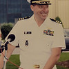 TIM JEAN/Staff photo <br /> <br /> Ron James, who was Navy Commander.  12/21/19