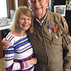 TIM JEAN/Staff photo <br /> <br /> John and Mary Katsaros, of Haverhill, have been married for 61 years. John Katsaros is a WWII Veteran who was a POW, Waist-Gunner, Engineer, and a Photographer during the war.      12/6/19