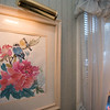 AMANDA SABGA/Staff photo<br /> <br /> A selection of paintings by Madelyn Crane at her former home in North Andover.<br /> <br /> 1/31/19
