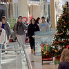 TIM JEAN/Staff photo <br /> <br /> Holiday shoppers packed The Mall at Rockingham Park in Salem, NH., as they look for Black Friday savings. 11/29/19