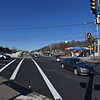 RYAN HUTTON/ Staff photo<br /> The intersection of Route 28 and Main Street in Salem will be widened in the coming months to accommodate expected increased traffic.