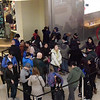 TIM JEAN/Staff photo <br /> <br /> Shoppers wait in lines outside the Apple store as they look for Black Friday savings at The Mall at Rockingham Park in Salem, NH.     11/29/19
