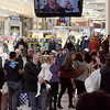 TIM JEAN/Staff photo <br /> <br /> Shoppers packed the mall as they look for Black Friday savings at The Mall at Rockingham Park in Salem, NH.     11/29/19