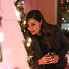 MIKE SPRINGER/Staff photo<br /> Designer and HGTV personality Taniya Nayak takes a close look at the tree decorations during the 26th Annual Festival of Trees on Thursday in Methuen. Nayak was the event's featured guest.<br /> 11/21/2019