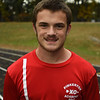 RYAN HUTTON/ Staff photo<br /> Pinkerton Academy cross country runner Nathan Steiger.
