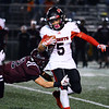 CARL RUSSO/Staff photo North Andover at Chelmsford in football action.  10/11/2019