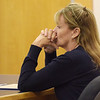 TIM JEAN/Staff photo<br /> <br /> Dawn Marie Barcellona, 58, sits in the courtroom during her bench trial in Rockingham County Superior Court in Brentwood, NH. Barcellona is on trial for driving under the Influence on Oct. 21, 2018.   10/9/19