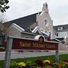 RYAN HUTTON/ Staff photo <br /> St. Michael Church in North Andover.