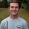 RYAN HUTTON/ Staff photo<br /> Pinkerton Academy cross country runner Zach Plaza.