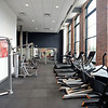 RYAN HUTTON/ Staff photo <br /> The exercise room in the newly renovated Arlington Point apartments on Broadway in Lawrence at the site of the old Van Brodie Mill building on Tuesday.
