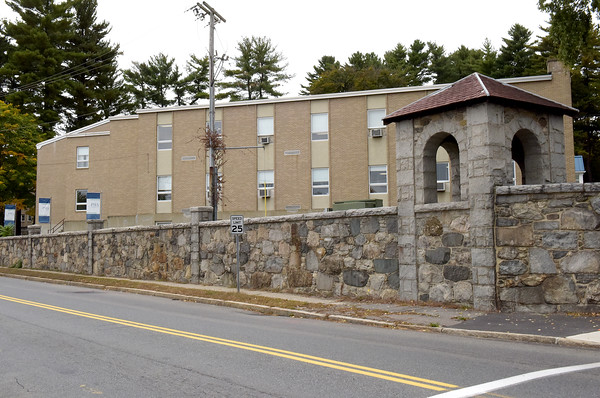 TIM JEAN/Staff photo<br /> <br /> Presentation of Mary Academy in Methuen, will close after this school year. The private Roman Catholic co-ed high school located on the historic Searles Estate in Methuen was founded in 1958.     10/10/19