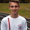 RYAN HUTTON/ Staff photo<br /> Pinkerton Academy cross country runner Ethan Charles.