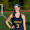 MIKE SPRINGER/Staff photo<br /> Andover varsity field hockey standout Emma Reilly.<br /> 9/25/2019