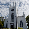 TIM JEAN/Staff photo<br /> <br /> The historic North Parish Unitarian Universalist Church also known as the Meeting House was built in 1836.    9/26/19
