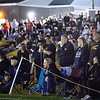 CARL RUSSO/Staff photo Over 2000 people attended  The 9th Annual Windham high Jaguar Blackout Cancer Football Game and half time show held on Friday night on September 27. <br /> <br /> Windham-grown Project Blackout kicks off a series of events around the town to generate awareness of pediatric cancer and raise funds to support research efforts and care for the children and families currently battling pediatric cancer in Windham. Students performed at the football game halftime show dedicated to families who have been helped by the project. 9/27/2019