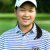 CARL RUSSO/staff photo. Andover golfer, Alicia Wang Andover vs.Central Catholic in golf action at the Renaissance Country Club in Haverhill. 9/17/2019