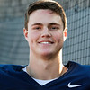 MIKE SPRINGER/Staff photo<br /> Central Catholic football standout Nate Hebert.<br /> 9/18/2019