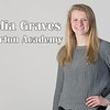 AMANDA SABGA/Staff photo<br /> <br /> Amelia Graves from Pinkerton Academy is a 2019 Eagle-Tribune student athlete nominee. <br /> <br /> 3/14/19